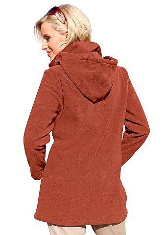 Флисовая куртка с Kordelstopper