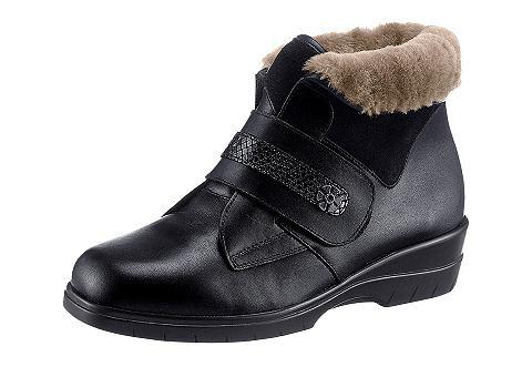 Franken ботинки ботильоны с отворот на...