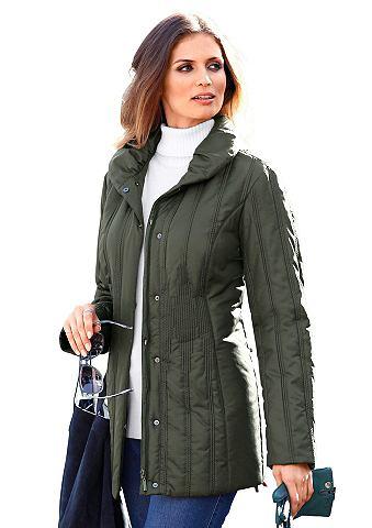 Куртка стеганая с воротник