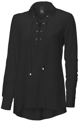 Блузка-футболка с завязывание