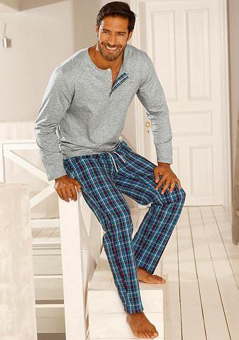 Bodywear пижама длинa