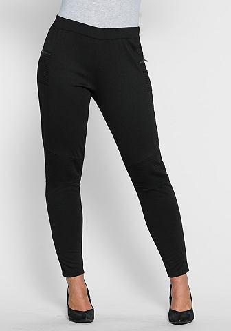 Узкий брюки из джерси