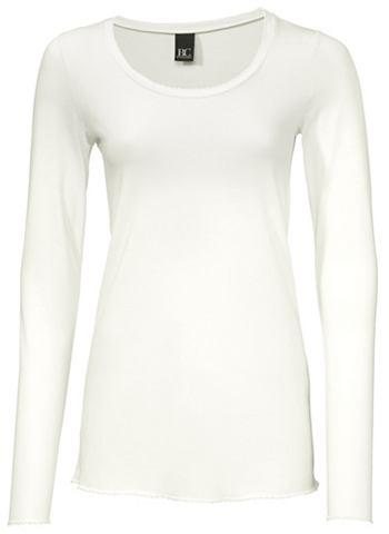 Блуза с круглым вырезом с Mausezä...