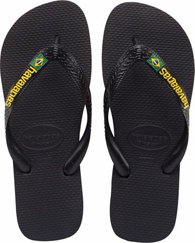 Шлепанцы вьетнамки »Brasil Logo&...