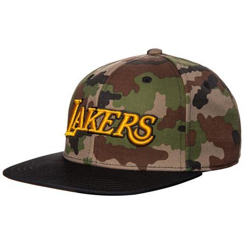 NBA Snapback Lakers шапка