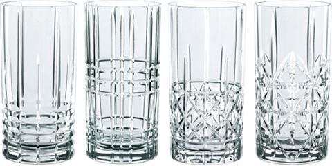 Длинные стаканы (4 частей)