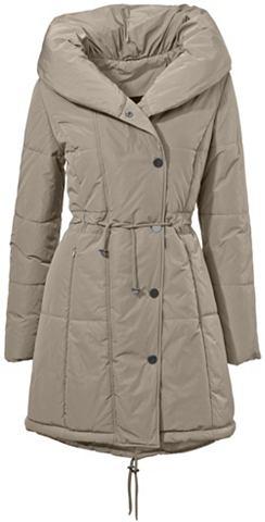 Куртка стеганая с Umlegekragen