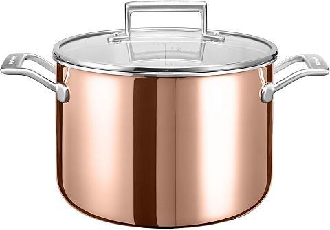 Kitchen Aid Горшок для супа с крышка и...