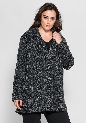 Куртка в Bouclé-Optik
