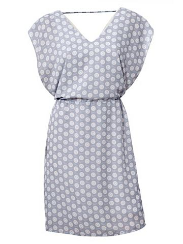 Платье с Tupfen