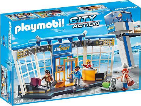 PLAYMOBIL ® City-Flughafen с Tower (5338) &r...