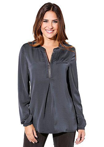 Création L блуза с сверкающий с...