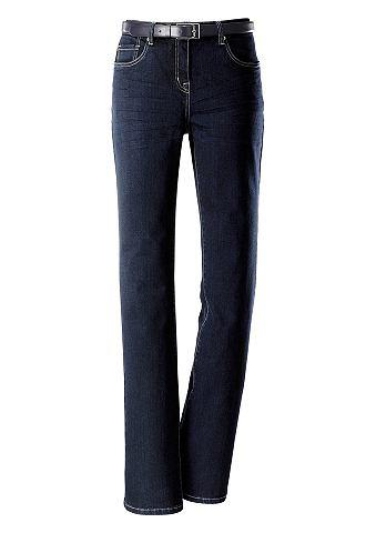 Création L джинсы с небольшой П...