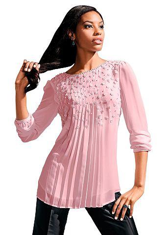 Блуза в flie