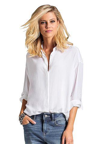 Блуза в удобный качествeнная ткань кре...