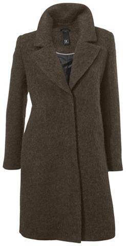 Пальто шерстяное с Reverskragen