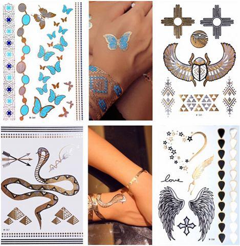 Тату »Egypt« Tattoos zum A...