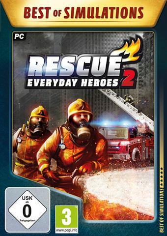PC - Spiel »Rescue 2: Everyday H...
