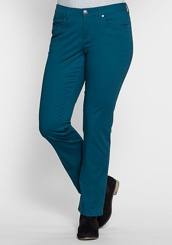 BASIC Gerade брюки стрейч
