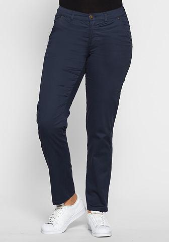 Брюки узкие брюки стрейч