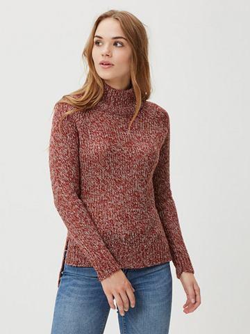 Langärmeliger пуловер трикотажный...