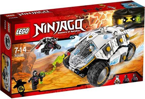 ® Titan Ninjamobil (70588) »...