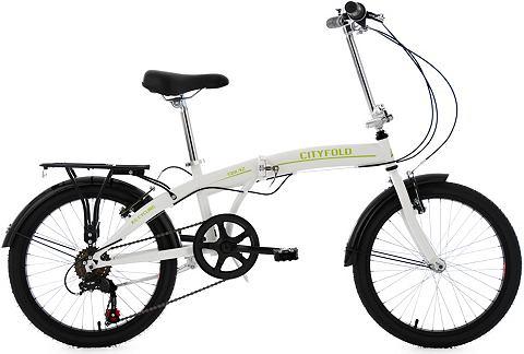 Велосипед »Cityfold« 6 Gan...