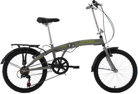 Велосипед 20 Zoll 6 Gang Shimano-Tourn...
