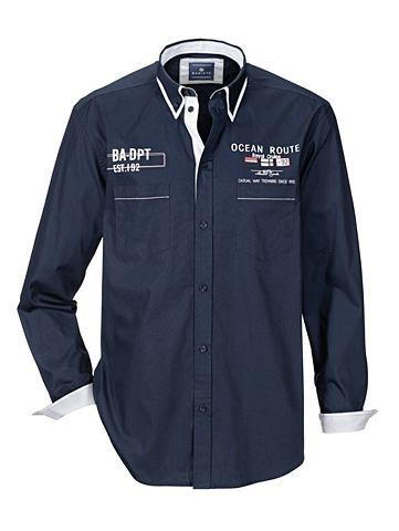 Рубашка с Doppelkragen