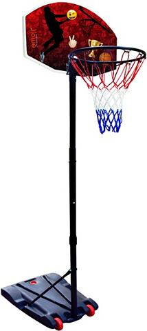 Basketballkorbständer »Emoj...
