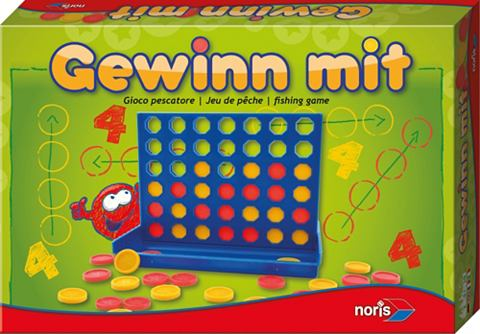 Gesellschaftsspiel »Gewinn с 4&l...