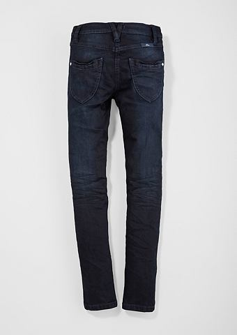 Облегающий Suri: джинсы с Farbeffekt f...