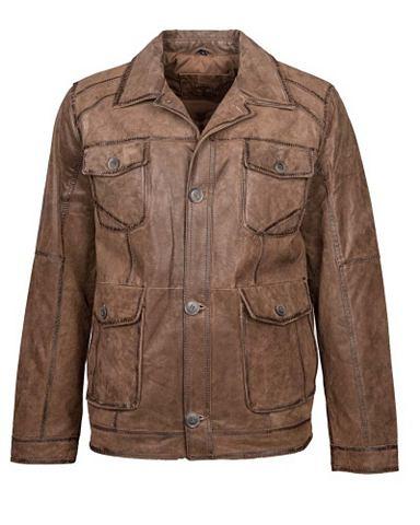 Куртка кожаная Herren »Lodus&laq...