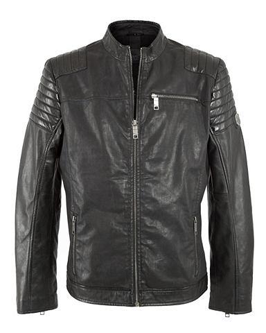 Куртка кожаная Herren Arnhem