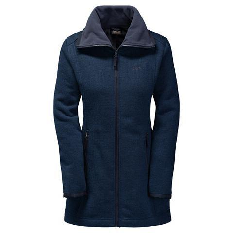 Пальто флисовое