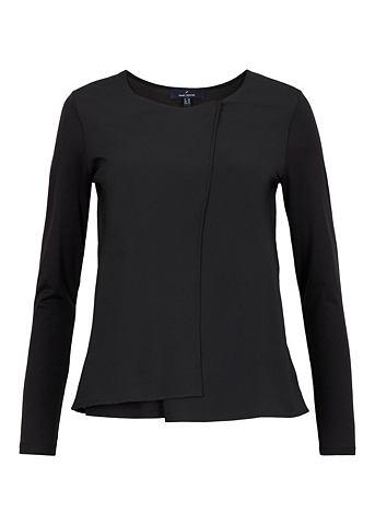 Асимметричный блуза