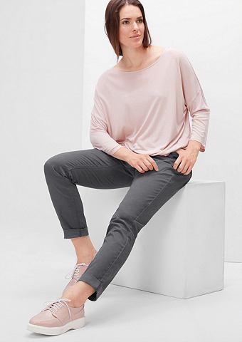 Красивая форма: нежный брюки стрейч