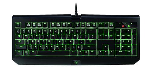 Gaming-Tastatur »Black Widow Ult...