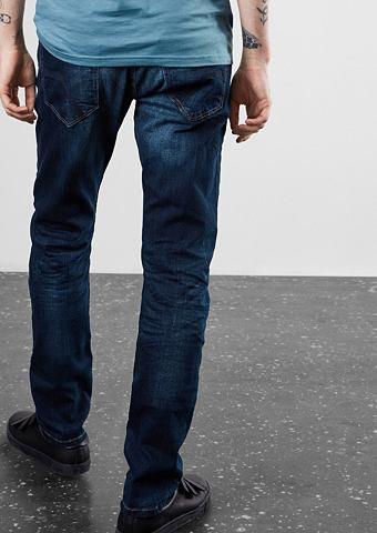 Rick Зауженные узкие джинсы