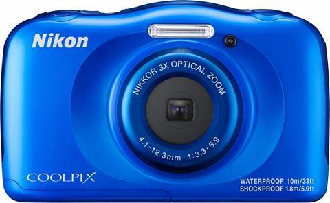 Coolpix W100 компактный Камера 132 Meg...