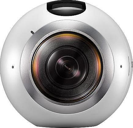 360° Gear kamera