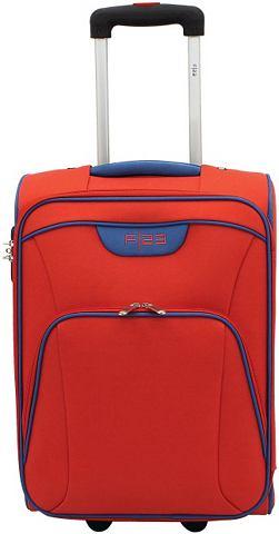 ? Текстильный чемодан с 2 колесики &ra...