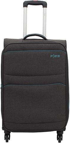 F23 ? Текстильный чемодан с 2/4 колесики &...