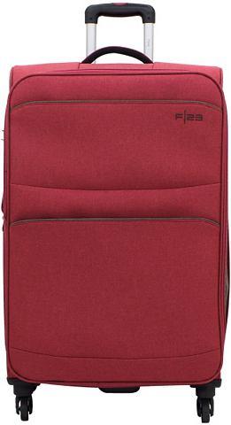 ? Текстильный чемодан с 2/4 колесики &...