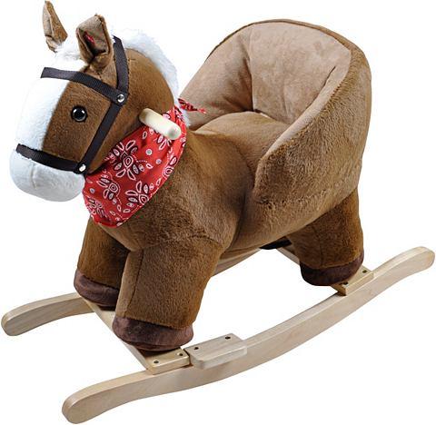 "Knorrtoys® конь-качалка ""Brit..."