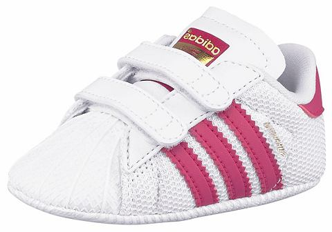 ADIDAS ORIGINALS Кроссовки »Superstar Crib W&laqu...