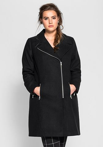 Пальто с Reverskragen