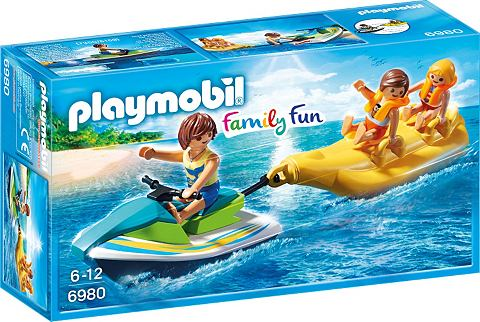 PLAYMOBIL ® Aqua скутер с Bananenboot (6980)...