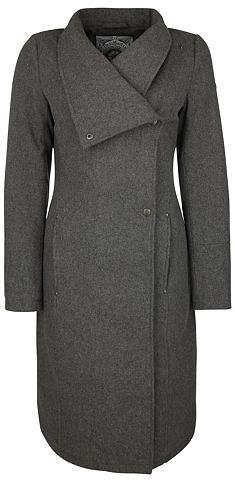 Пальто длинa