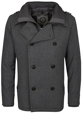 Пальто с съемный Rippkragen